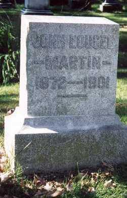 MARTIN, JOHN LOUGEE - Des Moines County, Iowa | JOHN LOUGEE MARTIN