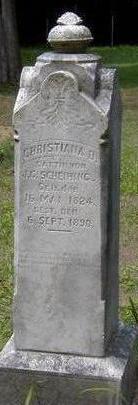 SCHEIHING, JOHANN - Des Moines County, Iowa | JOHANN SCHEIHING