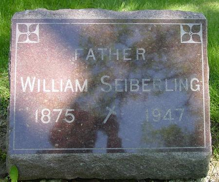 SEIBERLING, WILLIAM - Des Moines County, Iowa | WILLIAM SEIBERLING