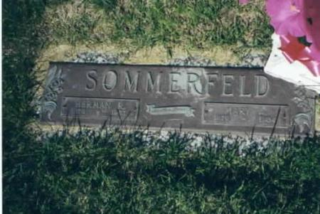 SOMMERFELD, HERMAN AND MARY - Des Moines County, Iowa | HERMAN AND MARY SOMMERFELD