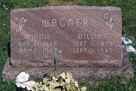 WAGNER, WILLIAM - Des Moines County, Iowa | WILLIAM WAGNER