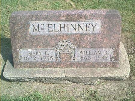 MCELHINNEY, MARY & WILLIAM - Des Moines County, Iowa | MARY & WILLIAM MCELHINNEY