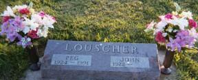 BENSON LOUSCHER, PEG - Dickinson County, Iowa | PEG BENSON LOUSCHER
