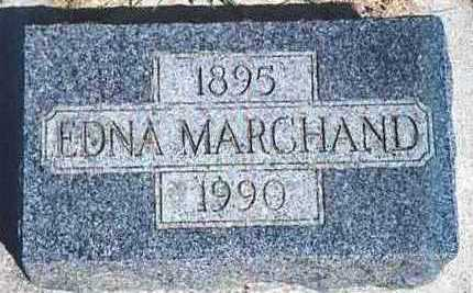 POWERS MARCHAND, EDNA VIOLA - Dickinson County, Iowa | EDNA VIOLA POWERS MARCHAND