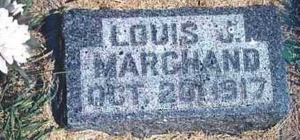 MARCHAND, LOUIS J. - Dickinson County, Iowa | LOUIS J. MARCHAND