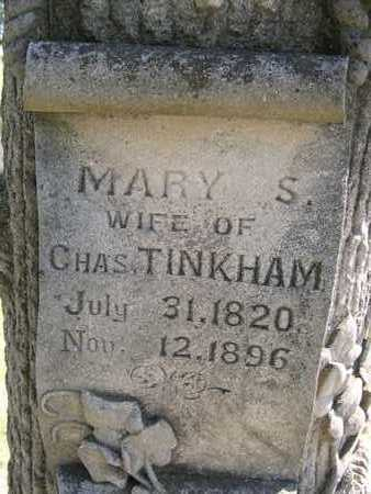 TINKHAM, MARY - Dickinson County, Iowa | MARY TINKHAM