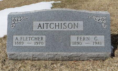 AITCHISON, FERN G. - Dubuque County, Iowa | FERN G. AITCHISON