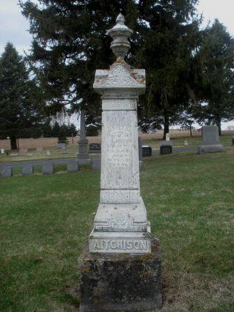 AITCHISON, JANET B. - Dubuque County, Iowa | JANET B. AITCHISON