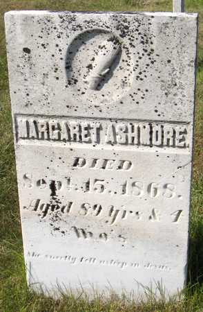 ASHMORE, MARGARET - Dubuque County, Iowa | MARGARET ASHMORE