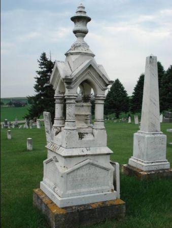 BANGHART, ELIZA A. - Dubuque County, Iowa | ELIZA A. BANGHART