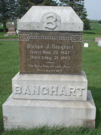 BANGHART, WILLIAM J. - Dubuque County, Iowa | WILLIAM J. BANGHART