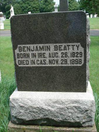 BEATTY, BENJAMIN - Dubuque County, Iowa | BENJAMIN BEATTY