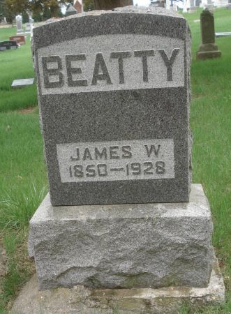 BEATTY, JAMES W. - Dubuque County, Iowa | JAMES W. BEATTY