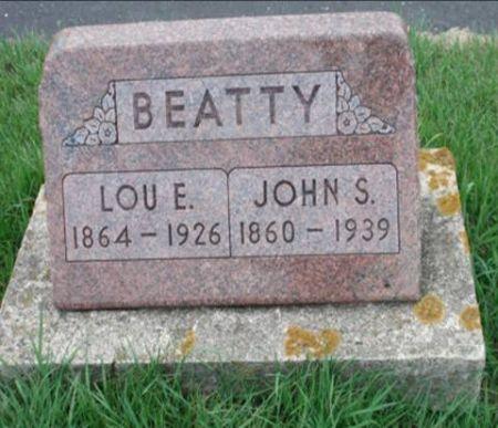 BEATTY, JOHN S. - Dubuque County, Iowa | JOHN S. BEATTY
