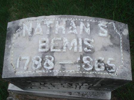BEMIS, NATHAN S. - Dubuque County, Iowa | NATHAN S. BEMIS