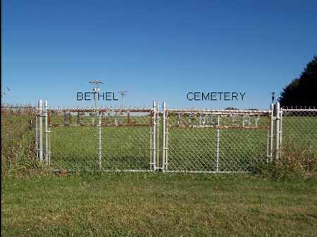 BETHEL, CEMETERY - Dubuque County, Iowa | CEMETERY BETHEL