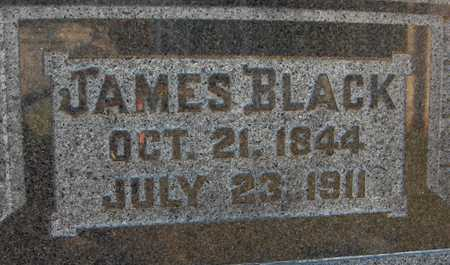 BLACK, JAMES - Dubuque County, Iowa | JAMES BLACK