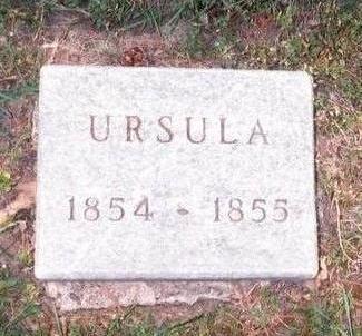 BLOCKLINGER, URSULA - Dubuque County, Iowa | URSULA BLOCKLINGER