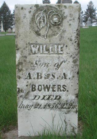 BOWERS, WILLIE - Dubuque County, Iowa | WILLIE BOWERS