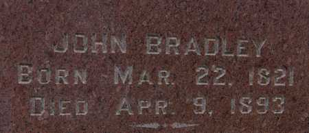 BRADLEY, JOHN - Dubuque County, Iowa | JOHN BRADLEY