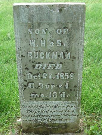 BUCKNAM, CALEB - Dubuque County, Iowa | CALEB BUCKNAM