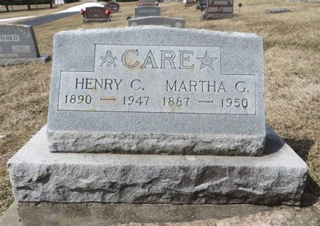 CARE, HENRY C. - Dubuque County, Iowa | HENRY C. CARE