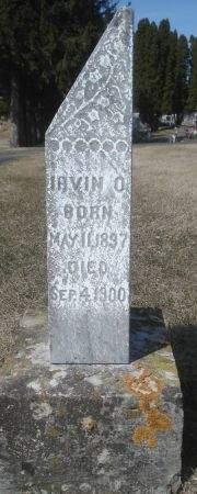 CHAPMAN, IRWIN O. - Dubuque County, Iowa | IRWIN O. CHAPMAN