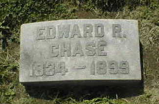 CHASE, EDWARD R. - Dubuque County, Iowa | EDWARD R. CHASE