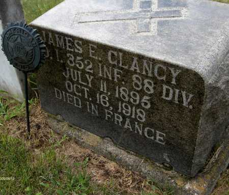 CLANCY, JAMES E. - Dubuque County, Iowa | JAMES E. CLANCY