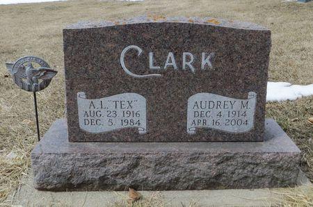 CLARK, AUDREY M. - Dubuque County, Iowa   AUDREY M. CLARK