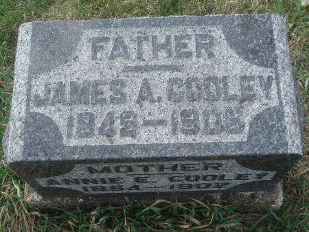 COOLEY, JAMES A. - Dubuque County, Iowa | JAMES A. COOLEY