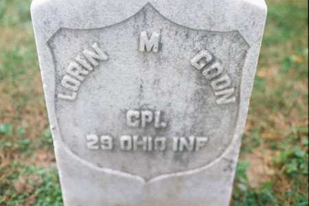COON, LORIN M. - Dubuque County, Iowa | LORIN M. COON