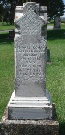 COWAN, THOMAS - Dubuque County, Iowa | THOMAS COWAN