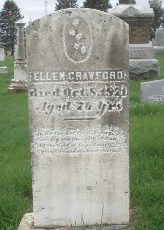 CRAWFORD, ELLEN - Dubuque County, Iowa | ELLEN CRAWFORD