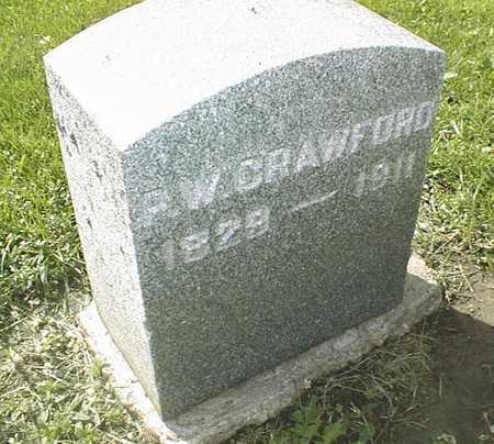 CRAWFORD, P.W. - Dubuque County, Iowa | P.W. CRAWFORD