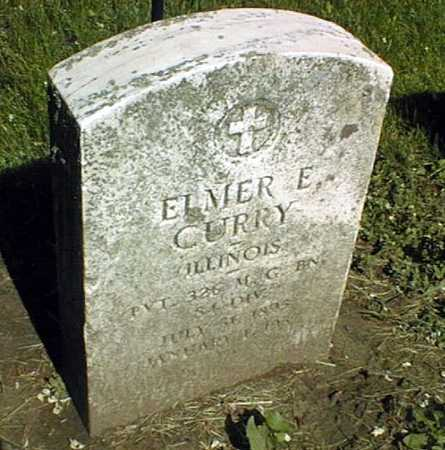 CURRY, ELMER E. - Dubuque County, Iowa | ELMER E. CURRY