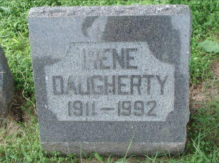 DAUGHERTY, IRENE - Dubuque County, Iowa   IRENE DAUGHERTY