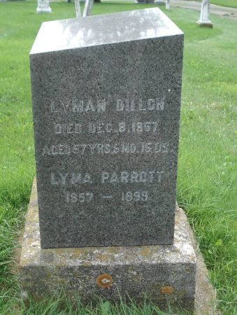 DILLON, LYMAN - Dubuque County, Iowa | LYMAN DILLON