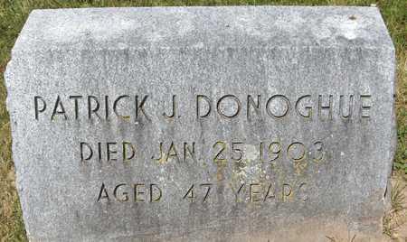 DONOGHUE, PATRICK J. - Dubuque County, Iowa | PATRICK J. DONOGHUE