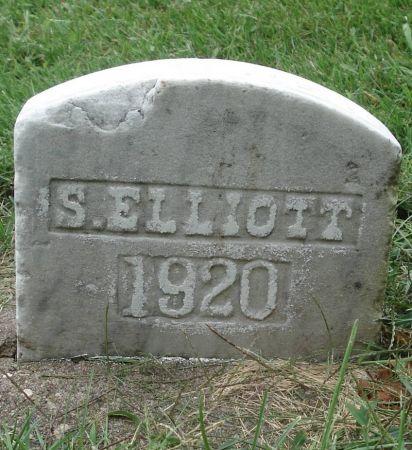 ELLIOTT, S. - Dubuque County, Iowa | S. ELLIOTT