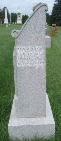 ELLIS, ANN A. - Dubuque County, Iowa | ANN A. ELLIS