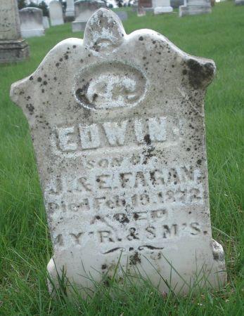 FAGAN, EDWIN - Dubuque County, Iowa | EDWIN FAGAN
