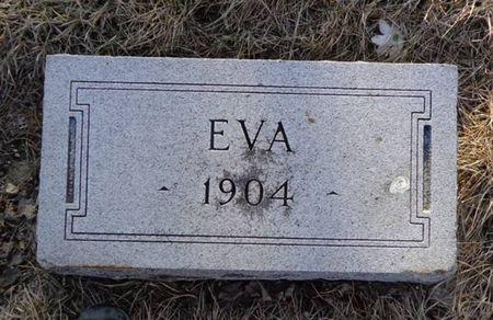 FOBER, EVA - Dubuque County, Iowa   EVA FOBER