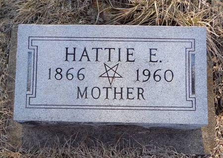 FOBER, HATTIE E. - Dubuque County, Iowa | HATTIE E. FOBER
