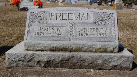 FREEMAN, CATHERINE A. - Dubuque County, Iowa | CATHERINE A. FREEMAN
