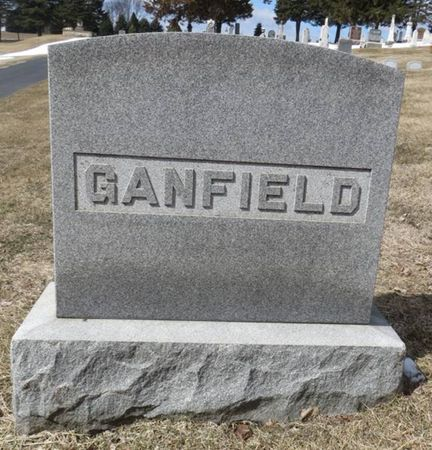 GANFIELD, FAMILY MONUMENT - Dubuque County, Iowa | FAMILY MONUMENT GANFIELD