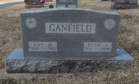 GANFIELD, ROY M. - Dubuque County, Iowa | ROY M. GANFIELD