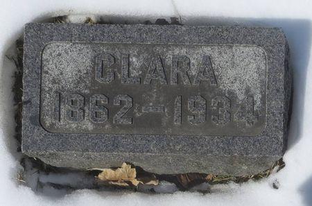 GEARHART, CLARA - Dubuque County, Iowa | CLARA GEARHART