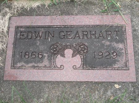 GEARHART, EDWIN - Dubuque County, Iowa | EDWIN GEARHART