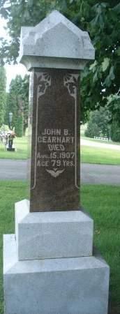 GEARHART, JOHN B. - Dubuque County, Iowa | JOHN B. GEARHART